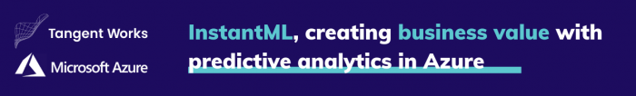 InstantML, creating business value with predictive analytics in Azure (1)