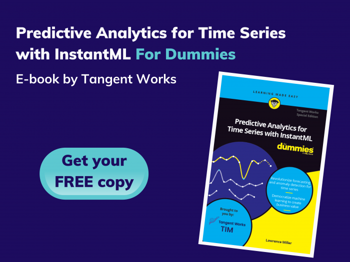 Predictive Analytics for Time Series with InstantML For Dummies