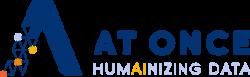 At once data logo